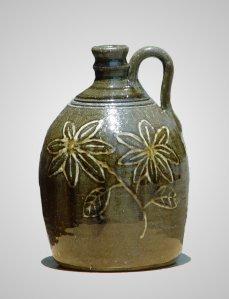 slip-trailed jug
