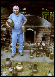 Gary Unloads Groundhog Kiln