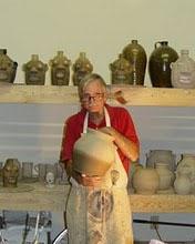 Gary Dexter, potter