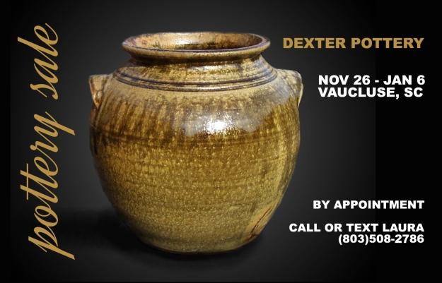 2019 Pottery Sale